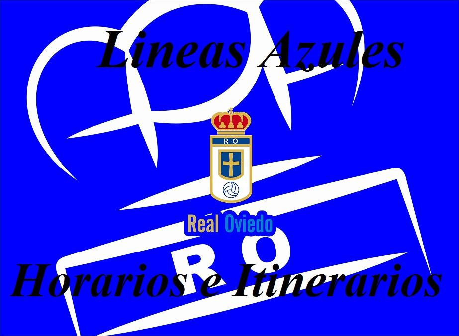 LINEAS AZULES 2016-17